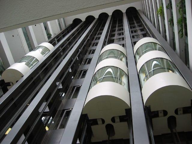 Elevators Ροδίτης